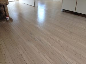 Cypress & Baltic Pine after white wood wash.